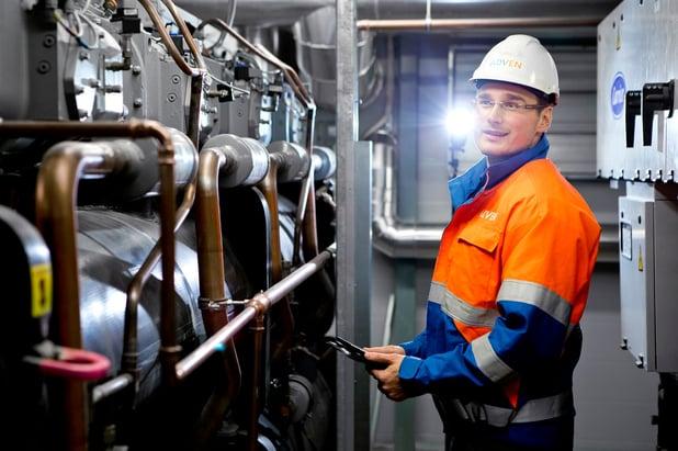 Automaattinen tiedonkeruu tuotantokoneilta mahdollistaa jatkuvan kehityksen