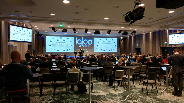 Why is IglooConf the best cloud service event of the year for developers?