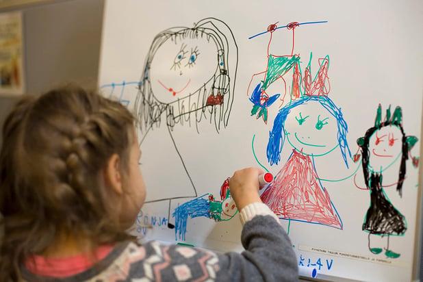 Mitä isi tai äiti tekee työkseen: Lapset ja vanhemmat vastaavat