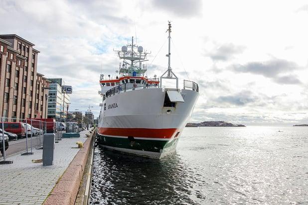 Hybridiratkaisuilla vähäpäästöisempää ja älykkäämpää merenkulkua