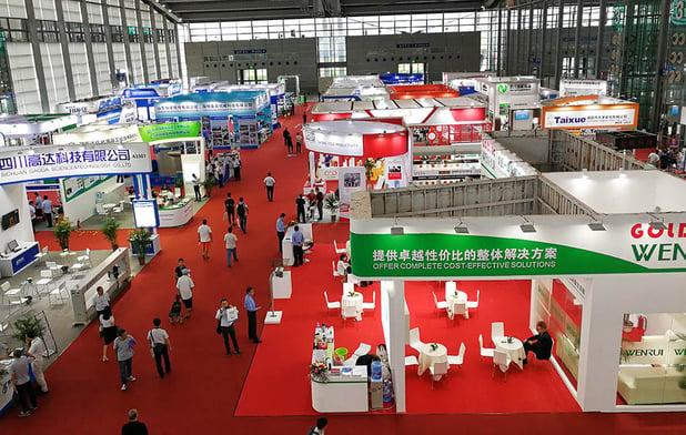 Aasian puunjalostusteollisuuden markkinan murros esillä CIPTE-messuilla