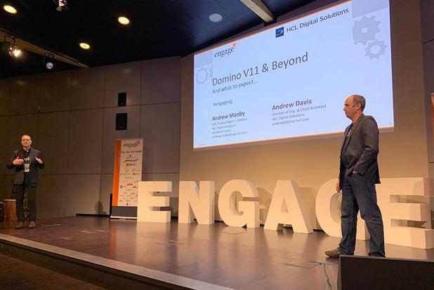 Pinja mukana Engage 2020 -tapahtumassa