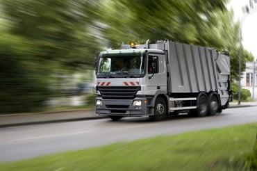 Ett elektroniskt transportdokument uppfyller kraven i den nya avfallslagen