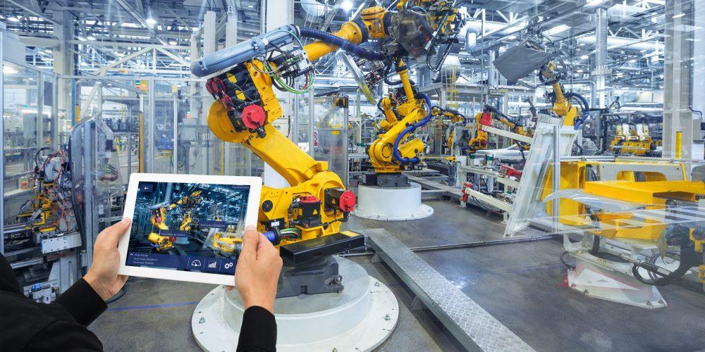 Teollisuuden digitalisaatio
