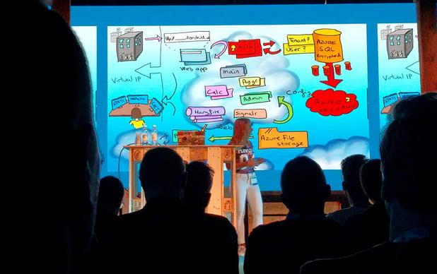 Microsoft TechDaysin opit - mihin suuntaan työkalut ja alustat kehittyvät?