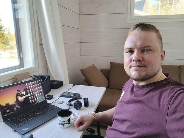 Business Development Manager kehittää Pinjan palvelun asiakashyötyjä