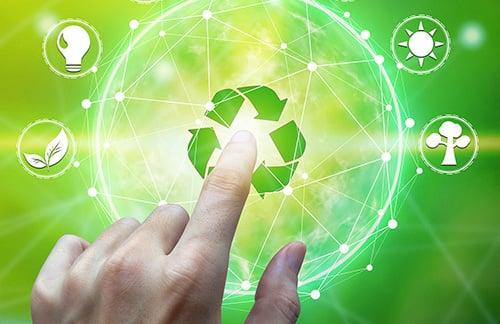 Teollisuuden digitalisaatio kasvattaa hiilikädenjälkeä