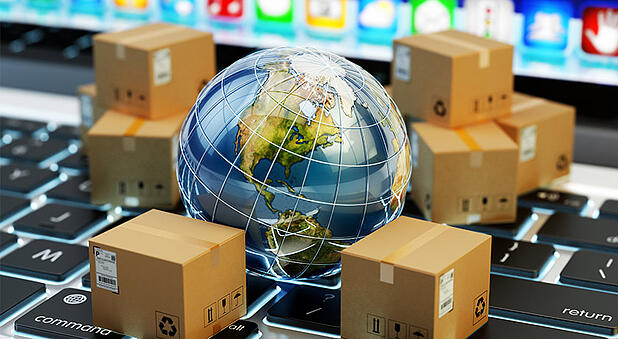 How to get the ERP system to support the internationalization of eCommerce?