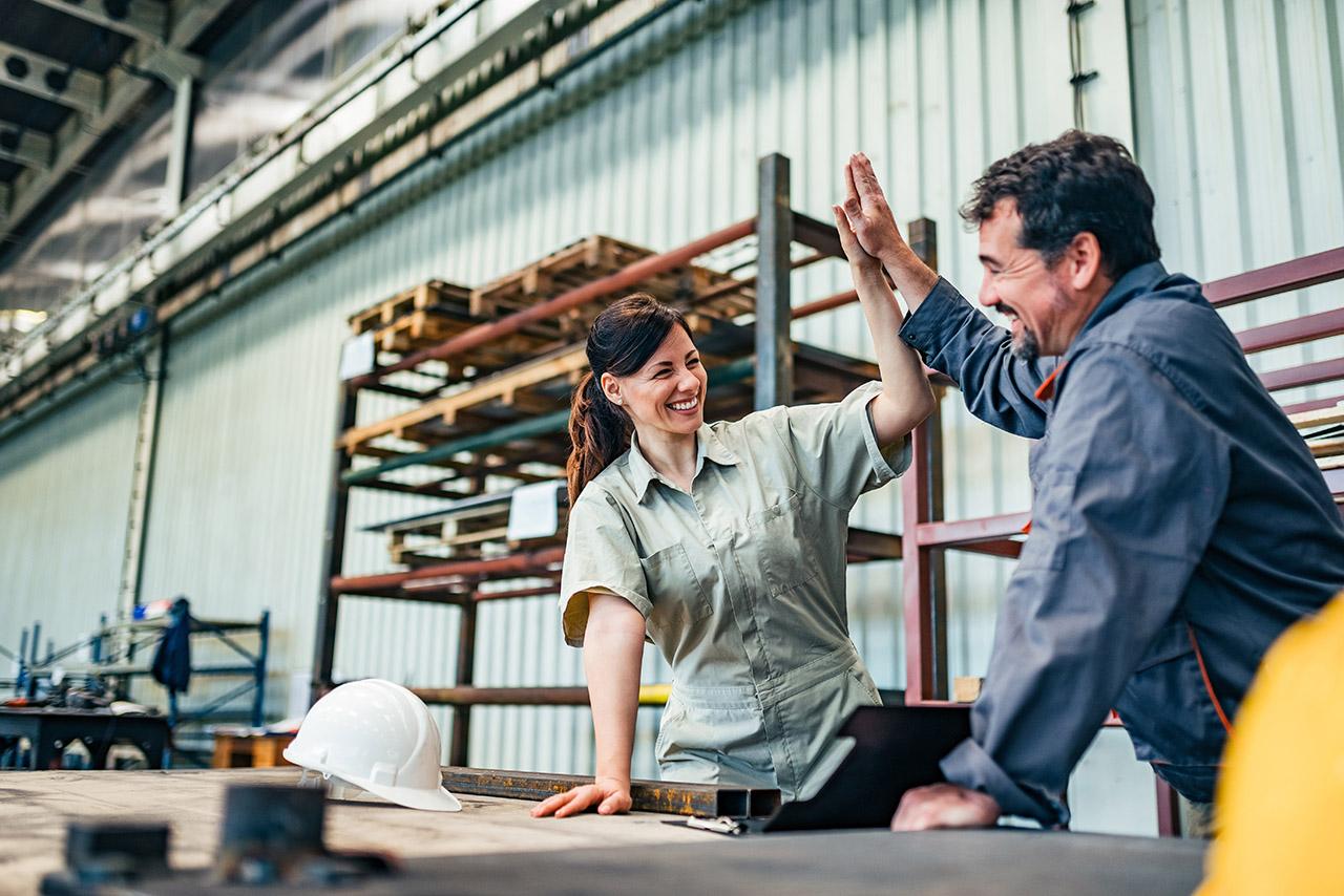 Kunnossapidon mittarit yrityksen kasvun tukena