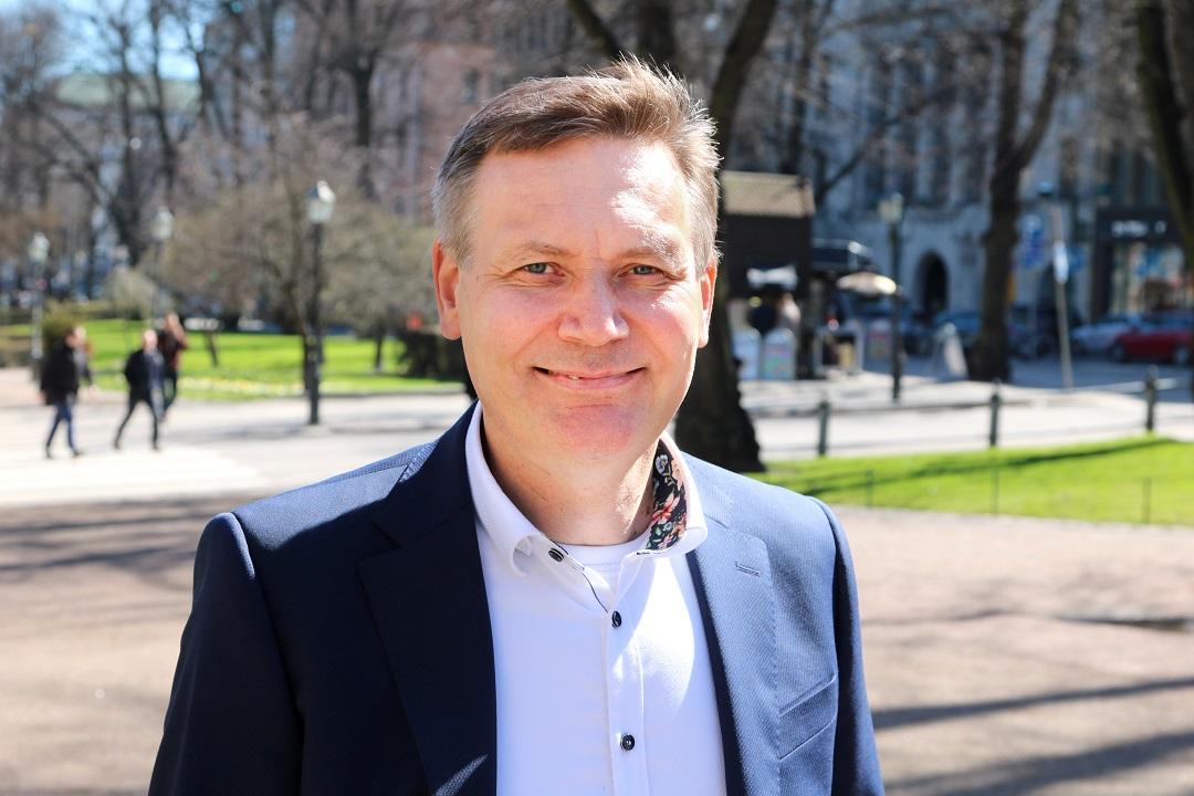 Veli-Matti Nurminen Pinja Group